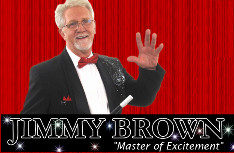 Jimmy Brown Master of Excitement