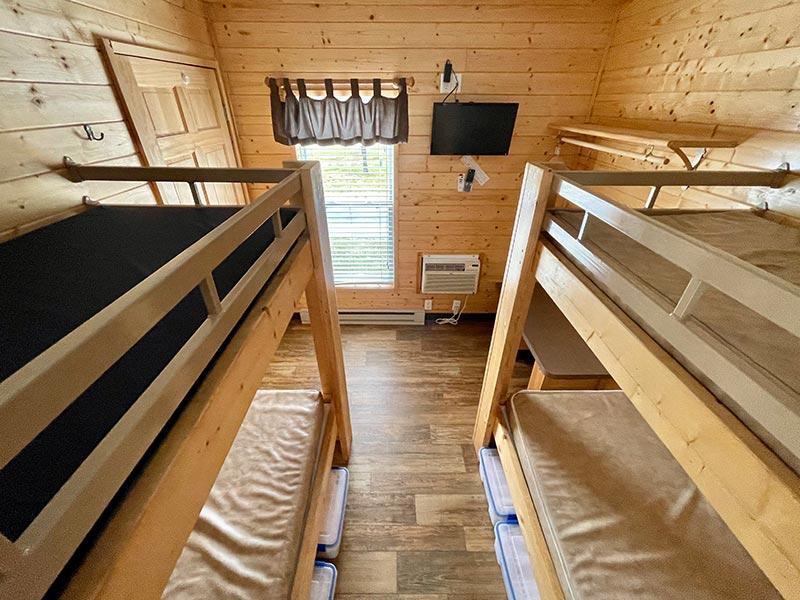 2 Bunk beds